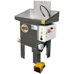 IBS-Teilereinigungsgerät Typ Profi 30 - Tragfähigkeit 40 kg - max. 80 l