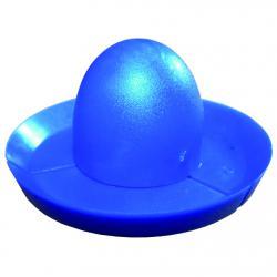 Starszy płyta oporowa - 400-600 ml rura aluminiowa - kolor niebieski
