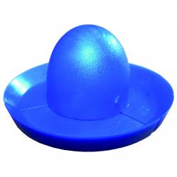 Professional thrust plate - 400-600 ml aluminum tube - color blue