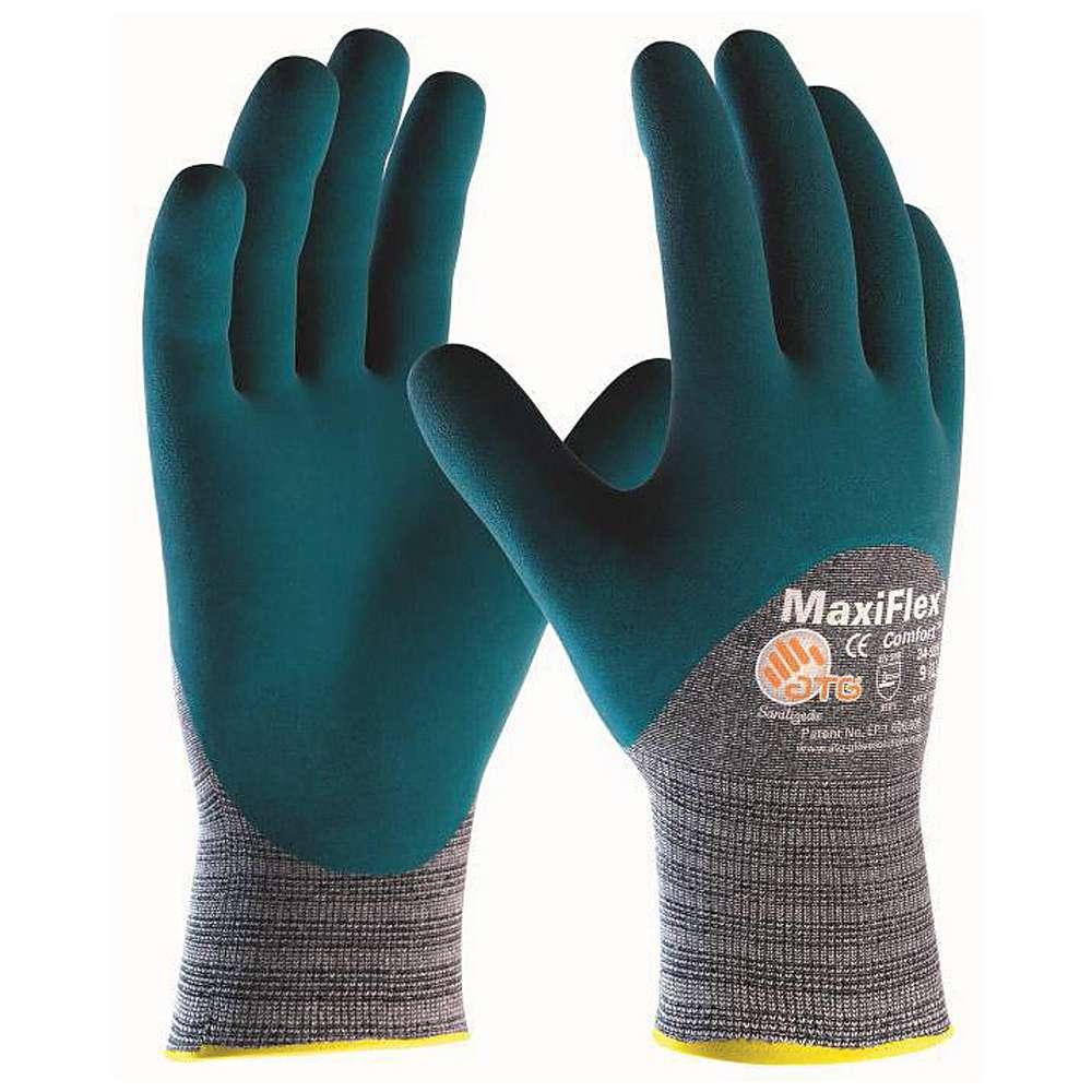 MaxiFlex® Comfort™ - Baumwoll-/Nylon-Strickhandschuhe - Preis per Paar