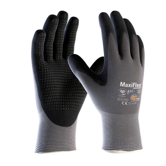 Nylonhandskar - med noppor - MaxiFlex® Endurance™ ad-apt®