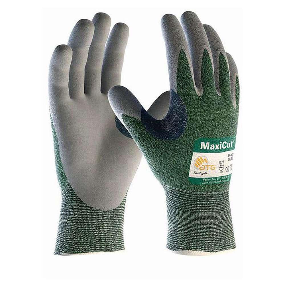 MaxiCut® - Schnittschutz-Strickhandschuhe - Klasse 3 - Preis per Paar