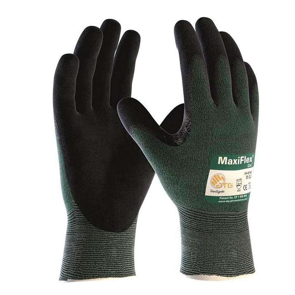 Skärskyddshandskar - MaxiFlex® Cut™ - klass 3 - pris per par