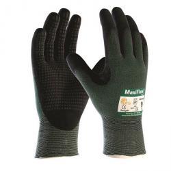 MaxiFlex® Cut™ - Schnittschutz-Strickhandschuhe mit Noppen - Klasse 3 - Preis per Paar