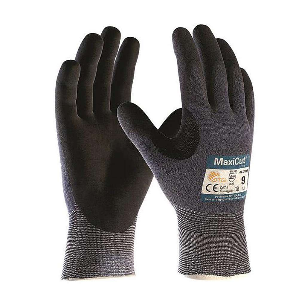 MaxiCut® Ultra ™ - Snittskyddade stickade handskar - Klass 5 - Pris per par