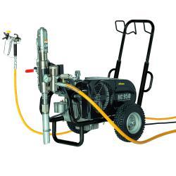 """Hydraulic Piston Pump """"Heavy Coat"""" - HC-950 E Spraypack 230V"""