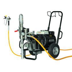 "Hydraulic Piston Pump ""Heavy Coat"" - HC-950 G Spraypack petrol"