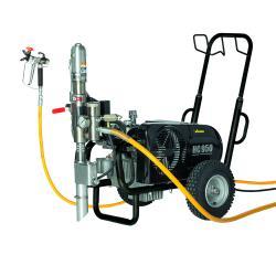 "Hydraulic Piston Pump ""Heavy Coat"" - HC 950 E SSP Spraypack 230V"