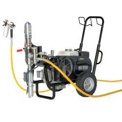 "Hydraulic Piston Pump ""Heavy Coat"" - HC-950 G SSP Spraypack petrol"