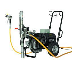 """Hydraulic Piston Pump """"Heavy Coat"""" - HC-970 E Spraypack 400V"""
