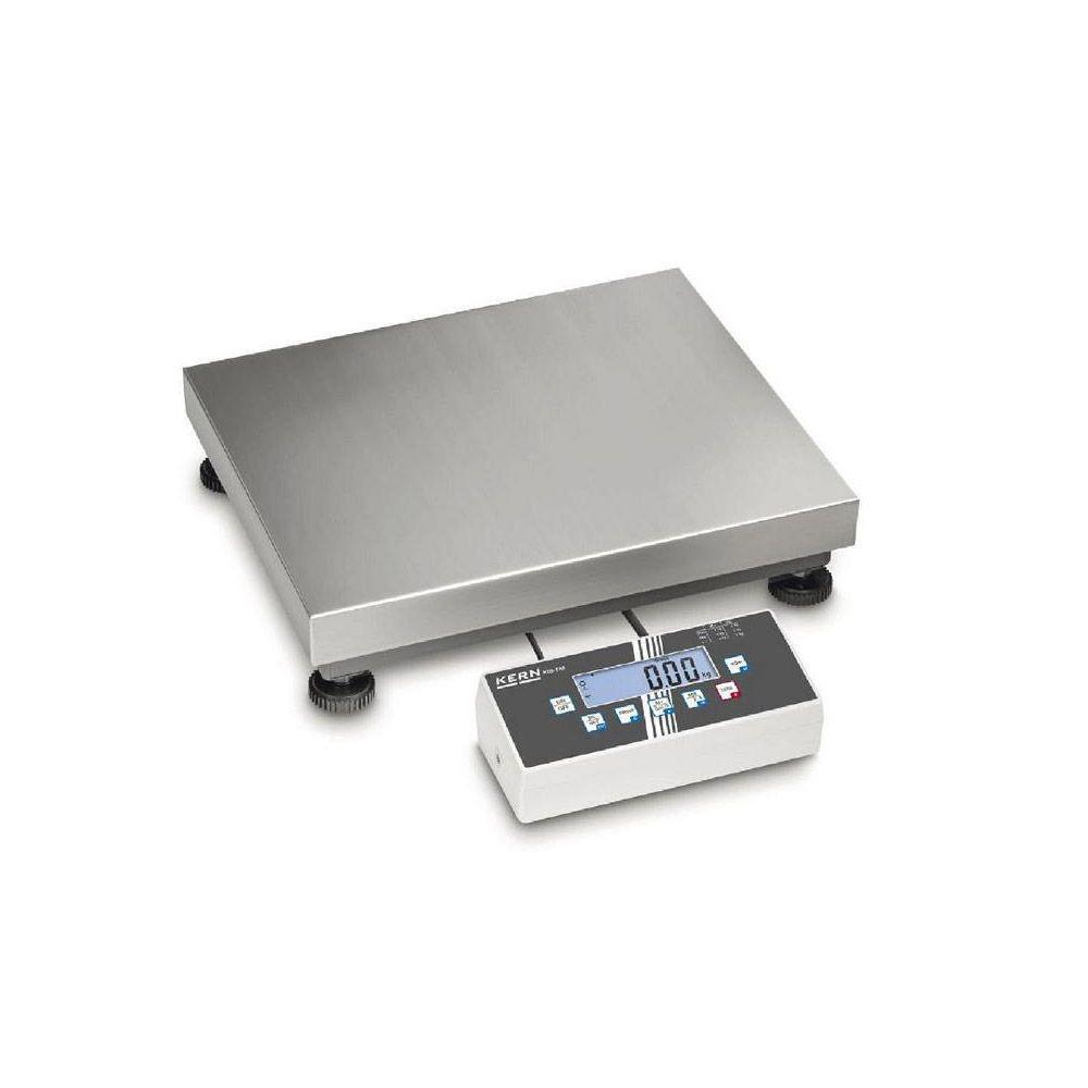 Platten-Waage - Messbereich bis 600 kg - Eichzulassung möglich