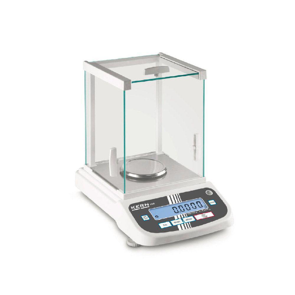 Waage - für Analysezwecke - max. Wägebereich 210 g