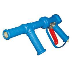Heißwasser Reinigungspistole DINGA - mit Lanze - Innengewinde 1/2 Zoll - 25 bar