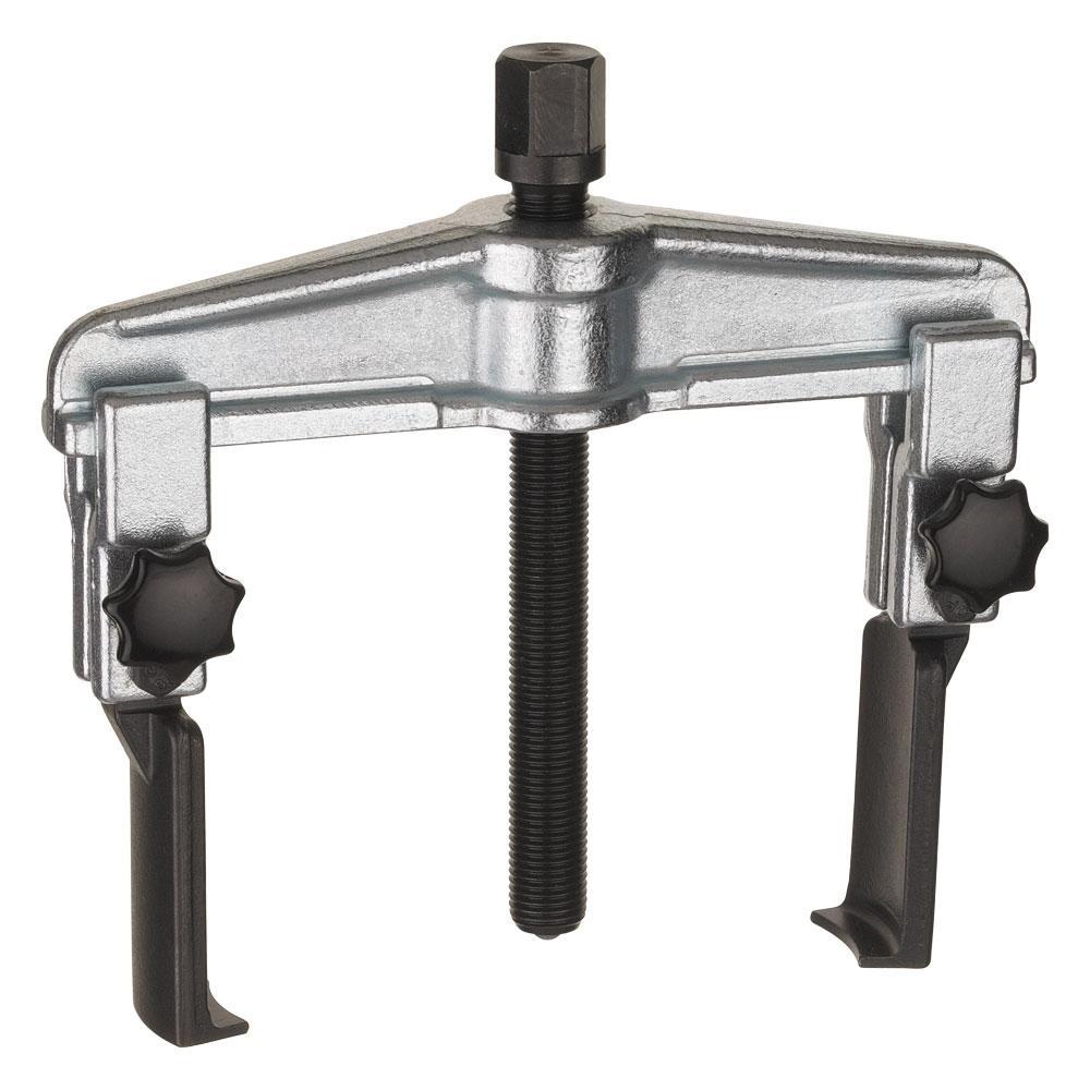 KRALLEX TIP Universal-Abzieher - EASY-FIX - 2-armig - Spannweite 20 bis 130 mm