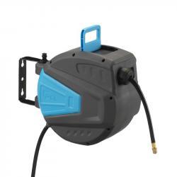 Druckluft-Schlauchtrommel - Compact - 8 m - max. 8 bar - DN 8 - Schwenkvorrichtung 180° - 3,4 kg