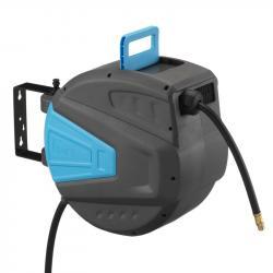 Druckluft-Schlauchtrommel - Standard - 15 m - max. 17 bar - DN 10 - Schwenkvorrichtung 180° - 7,45 kg