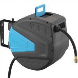 Druckluft-Schlauchtrommel - Prestige - 18 m - max. 17 bar - DN 12 - Schwenkvorrichtung 180° - 10 kg
