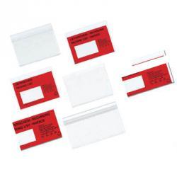 Dokumententaschen - 250 St. selbsklebend - versch. Größen und Aufdrucke