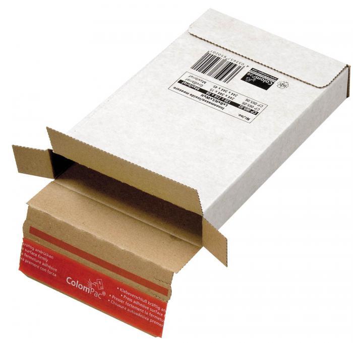 Kurirpaket - ColomPac® - 20 stycken - olika storlekar