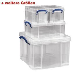 Opbevaring bokse opbevaringsboks kasser med låg - 20 størrelser