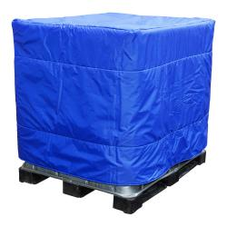 Insulating hood - for IBC with standard size 1000 l - water-repellent