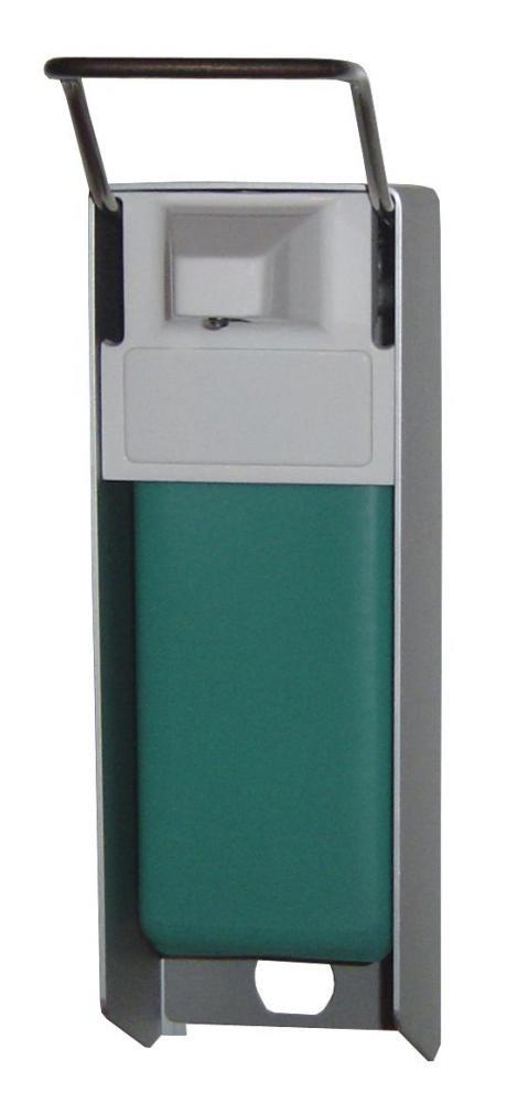 Distributeur de désinfectant - levier de bras court ou long - pour 0,5 ou bouteilles de 1 litre