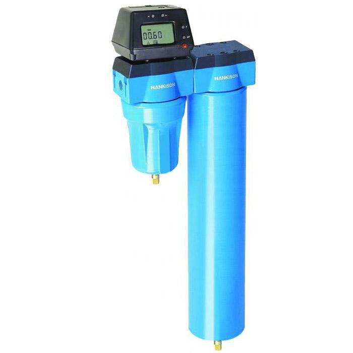 Druckluft Membrantrockner HANKISON - Serie HMM - 2,4-242 m³/h