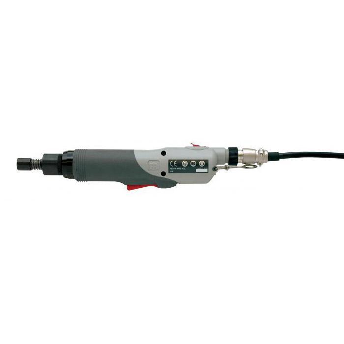 Attraktiva Ingersoll Rand 24 Volt elektriska mutterdragare - bara lågt AI-73