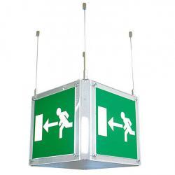 Nödbelysning - CUBE-LUX STANDARD - 2G7-11W lampa