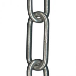 EDM / train link chain - Ø 2,3 mm - Length 10-50 m - stainless steel