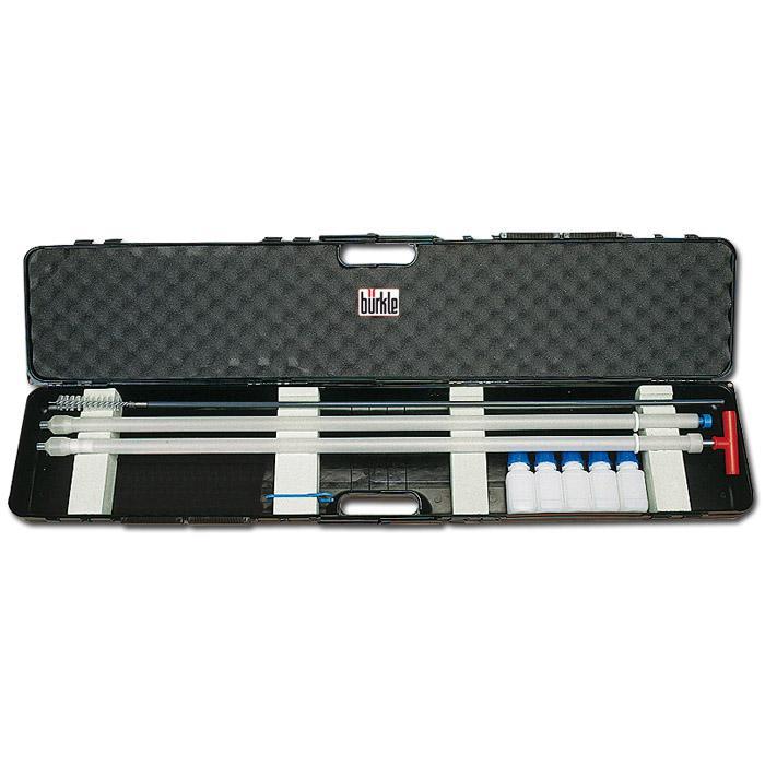 Quali Sampler Set + Zubehör - im Koffer - PP oder PTFE/ FEP