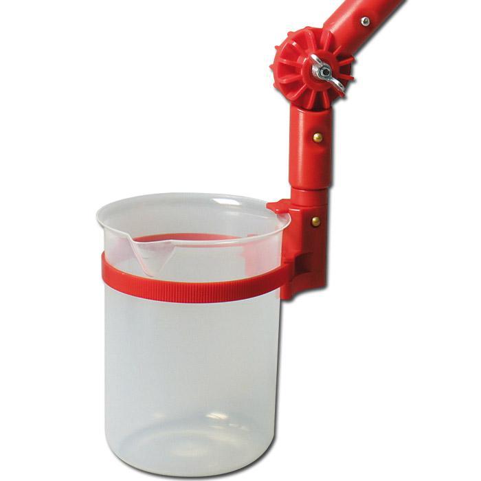 Creator angle cup - polypropylene - tilt angle 90 °