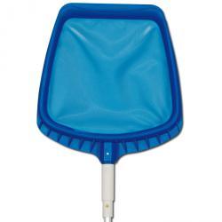 Oberflächenkescher - Farbe blau - 310x280 mm - PVC/PA