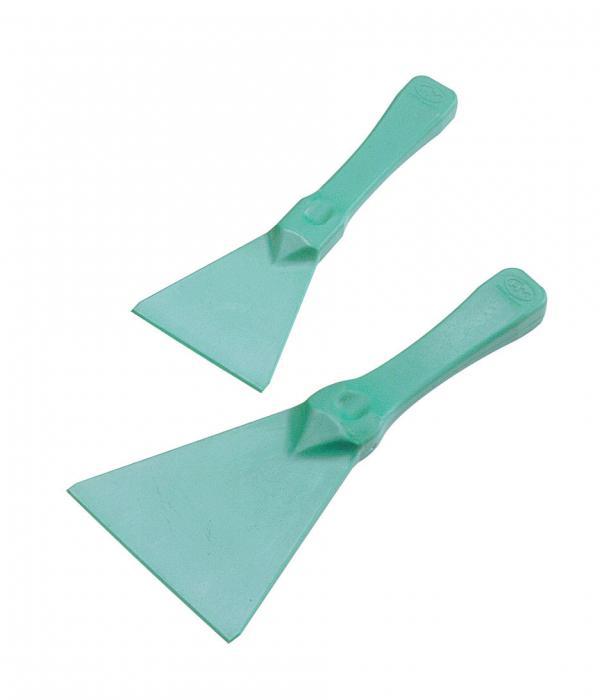 Schaber mat - farge hvit - polypropylen PP