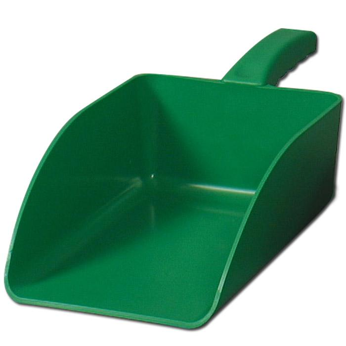Füllschaufel Industrie - Farbe grün - Polypropylen PP