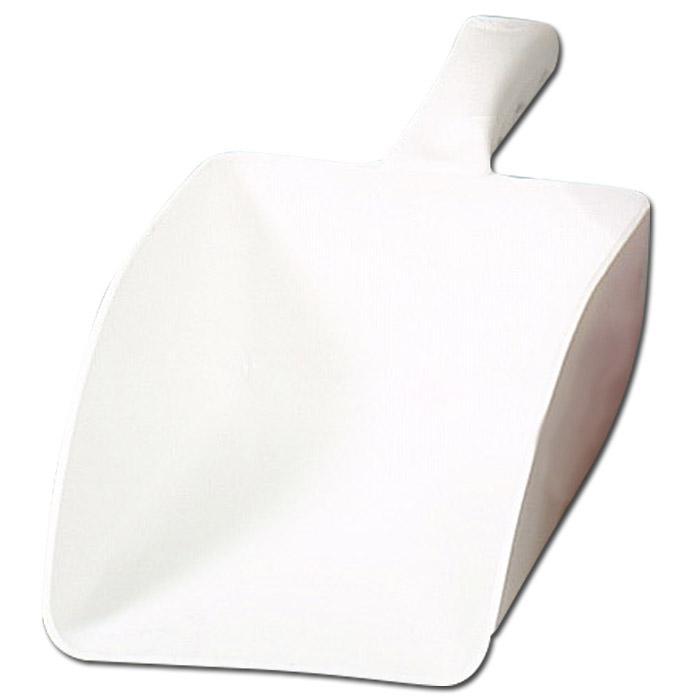 Füllschaufel Lebensmittel - Farbe weiß - Polypropylen PP