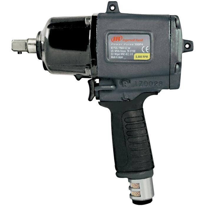 Tryckluftspuls skruvdragare med pistolgrepp - utan avstängningsventil - Ingersoll Rand