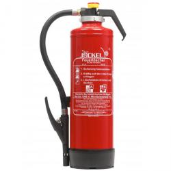 Sammutin patruunat Sammuttimet - vaahto - 9 litraa - DIN EN 3