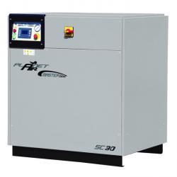 Schraubenkompressor - 10 bar - 4200-5000 l/min - 30-37 KW - MASTER-LINE