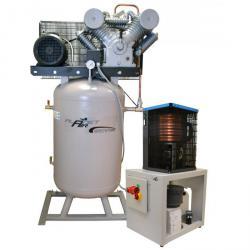 Kolvkompressor - 910 l/min - 10 bar - PLUS-System - MASTER-LINE