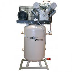 Kolvkompressor - 910 l/min - 10 bar - gjutjärn - stående - MASTER-LINE