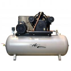 Kolbenkompressor - 15 bar - 1079 l/min - Grauguss-Verdichter - MASTER-LINE