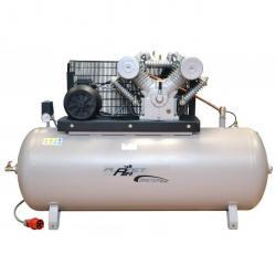 Kolbenkompressor - 10 bar - 910 l/min - Grauguss-Verdichter - MASTER-LINE