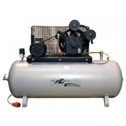 Kolbenkompressor - 10 bar - 860 l/min - Grauguss-Verdichter - MASTER-LINE