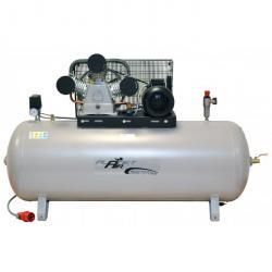 Kolbenkompressor - 10 bar - 630 l/min - Grauguss-Verdichter - MASTER-LINE