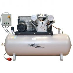 Kolbenkompressor - 15 bar - 771 l/min - Grauguss-Verdichter - MASTER-LINE