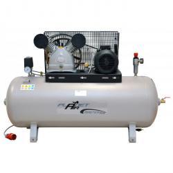 Kolbenkompressor - 10 bar - 460 l/min - Grauguss-Verdichter - MASTER-LINE