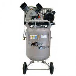 Kolbenkompressor - 10 bar - 180 l/min - stehend - Grauguss-Verdichter - Planet-Air Profi-Line