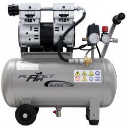 Kolbenkompressor - ölfrei - 8 bar - 66 l/min - BUDGET-LINE