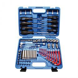 Werkzeugsortiment T-Profil - 84 tlg. - 6,3 1/4 + 12,5 1/2